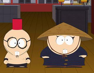 "Бело-полосатый ST150 ака ""Изолят""-1208_butters_cartman_chinese_outfits"